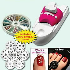 Nail Art And Painting Device Nail Stamping Printing Manicure Machine Stamp Print