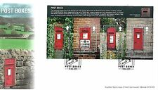 GB 2009 caselle postali Royal Mail FDC con speciale timbro