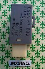 IMASEN BG5A 67 830 RELAY MX5 MK2.5 2001-5 - DOOR LOCK CENTRAL LOCKING