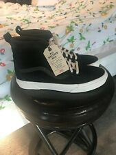 MENS NEW VANS SK8 HI MTE BLACK CHOCOLATE TORTE. SIZE 11. ALL WEATHER INSULATED