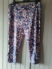 New listing TU Clothing Sport Running Stretch Comfort Leggings Purple Pink Size 18
