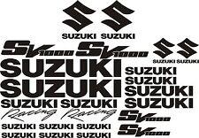 Suzuki SV1000 SV 1000 #2 decal motorbike motorcycle stickers FREE UK P&P