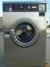 Speed Queen Front Load Washer Coin Op 25lb 208 240v Modelsc25md2ou40420 Ref