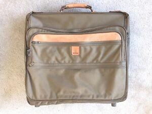 "HARTMANN Intensity Mobile Traveler Wheeled Carry On Garment Bag 22"" Suitcase"