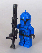 LEGO Star Wars 75088 - Clone Wars Senate Commando Minifigure, Heavy Rifle (NEW)