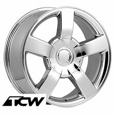 "(1) 20"" inch Chevy Silverado SS OE Style Chrome Wheel Rim for Silverado 99-17"