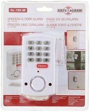 ED282 - Allarme per porte e finestre con PIN di sblocco Safe Alarm