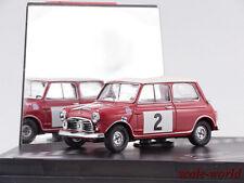 1/43 Scale model Morris Cooper S- #2 T. Makinen/P. Easter