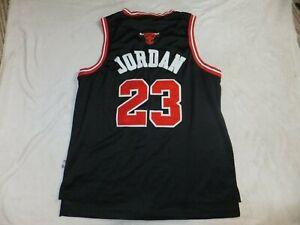 CHICAGO BULLS 23 JORDAN NBA BASKETBALL SHIRT JERSEY NIKE SIZE LARGE ADULT +2
