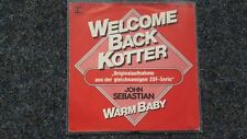 "John Sebastian-Welcome Back Kotter 7"" single [John Travolta]"