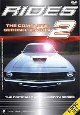 TV Shows DVD: 4 (AU, NZ, Latin America...) Automotive E DVD & Blu-ray Movies