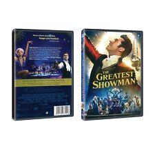 The Greatest Showman (Hugh Jackman, Michelle Williams, Zac Efron) DVD