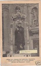 C004679 CAMERI (NO) STATUA S.GABRIELE DELL'ADDOLORATA -CHIESA DI CASSIANO- NV FP