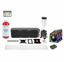 Thermaltake CL-W129-CA12SW-A Pacific RL360 D5 Hard Tube RGB Water Cooling Kit