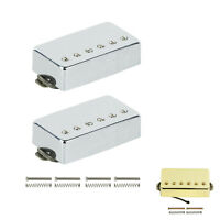 Alnico 5 Humbucker Electric Guitar Pickup Neck / Bridge / N+B Set For LP Guitar