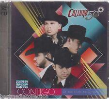 Deluxe Edition - CD + DVD Calibre 50 Contigo BRAND NEW