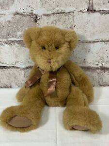 """ADORABLE Chadsworth Bear by RUSS Large 15"""" SUPER SOFT Cuddly"""