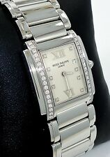 Patek Philippe Twenty 4 Factory Diamonds Steel Ladies Watch *MINT* 4910 /10A-011