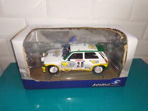 1107213 Solido 1/18 renault maxi 5 turbo 1986 rally des garrigues Touren Neyron
