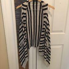 Banana Republic Women's Draped Open Sleeveless Vest Size XS/S