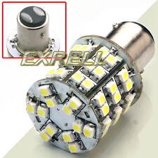 Lampadina di Posizione Stop Frena BAY15D 60 LED SMD 3528 Bianco Auto Ricambi