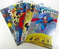 DC ADVENTURES OF SUPERMAN #505 506 507 508 509 Karl KESSEL LOT NM Ships FREE!