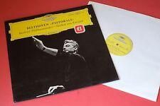 DGG SLPM ACB 00151 Beethoven Symphony No.6 Pastoral BPO Karajan STEREO ITALY LP