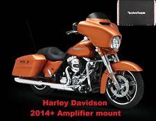 2014 + Harley Davidson Rockford Fosgate PBR400X4D amp mount  2015 2016 2017 2018