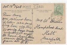 Mrs Mary Bunn Hempstead Road Holt Norfolk 1908 006a