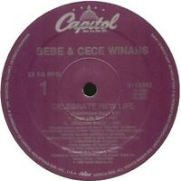 Bebe & Cece Winans - Celebrate NEW LIFE - Capitol