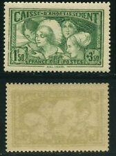 """FRANCE N°269 """" COIFFES DES PROVINCES CAISSE D'AMORTISSEMENT 1931 """" NEUFS XX TTB"""