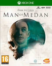 The Dark Pictures Anthology Man Of Medan XBOX ONE NAMCO