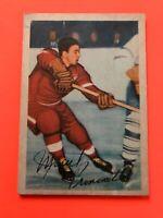 Marcel Pronovost 1953-54 Parkhurst #41  Vintage Hockey Card