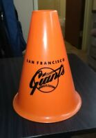 VINTAGE 1970s SAN FRANCISCO GIANTS PLASTIC MEGAPHONE,REALLY GOOD CONDITION.
