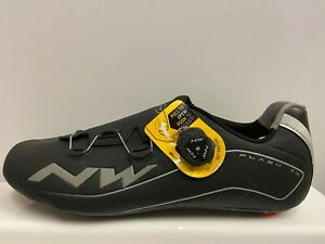 Northwave Flash TH Cycling Shoes UK 8.5 US 9.5 EUR 42 CM 27.3 REF M1469=