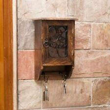 Wooden Wall Hanging Decorative Key Box/Key Rack Cabinet/Hanger Sale