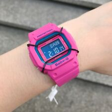 Casio Baby-G * BGD501-4 Wire Protect Pop Pink Digital Watch for Women COD PayPal