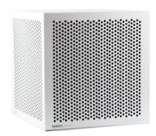 Schallabsorber Würfel 43x43x43 cm weiß Schallschutz nachrüsten, Schalldämmung
