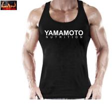 YAMAMOTO TANK TOP - CANOTTA - Canottiera body building  - Allenamento palestra