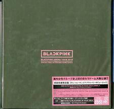 BLACKPINK-ARENA TOUR 2018 SPECIAL FINAL JAPAN BLU-RAY+CD+BOOK Ltd/Ed X15 sd