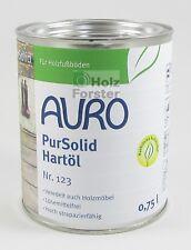AURO PurSolid Hartöl Nr. 123 Farblos