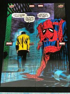 2020 Upper Deck Marvel Ages 3D Lenticular Puzzle SPIDER_MAN #50 CASE HIT  ~AP20A
