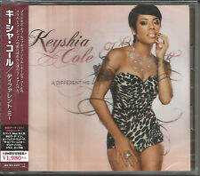KEYSHIA COLE A Different Me ULTRA LIMITED JAPAN PRESSINF SEALED CD USA Seller