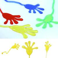 10PCs Elastic Sticky Slap Hands Palm Toy Kid Child Party Favors Gift N9