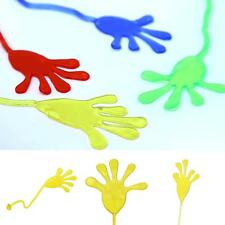 10pcs Elastic Sticky Slap Hands Palm Toy Kid Child Party Favors Gift N9 St