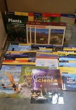 National Geographic Science 1-2 Big Ideas, Vocab Cards, Write About & More Set