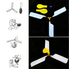 Balloons Helicopter Children Outdoor Playing Funny Toy Balloon Propeller Kid Toy