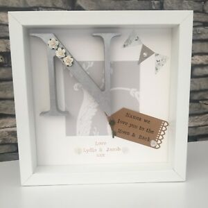 Personalised Mother's Day For Nanna Nannie Frames Gift