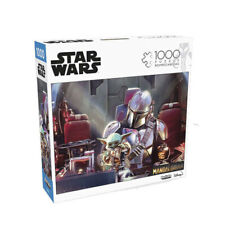Star Wars The Mandalorian This is Not a Toy Buffalo 1000 Piece Jigsaw Puzzle NIB