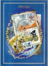 folder fausto coppi e campionati mondiali di ciclismo - 15-09- 1999